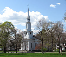 First Parish on Lexington Green