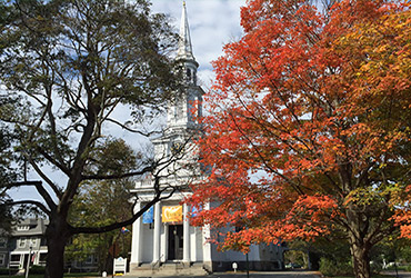 First Parish in Fall